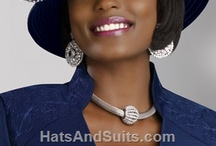 Hats and suits. Com