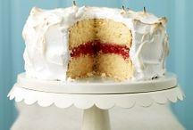 Recipes Sweets cakes etc