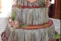 Wedding cakes / by Danielle Nadolny