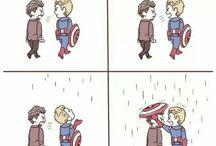 American Capitan x Ironman