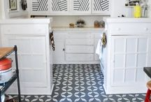 Tiles painting
