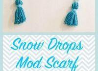 Crochet Scarves, Shawls, Cowls & Wraps / Patterns & inspiration for #crochet #cowls #scarves #shawls #wraps #stoles #neckwarmers
