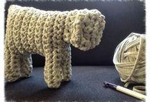 Crochet Frenzy - 3D / Three-dimensional crochet / by Randi Moe