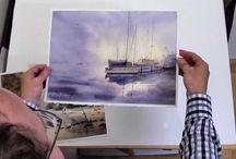 Art tips & ideas