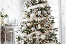 Woodland sparkle / My christmas pinterest board! Rustic, neutral colours with a touch of sparkle.