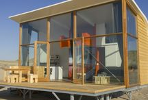 Strandhuisjes / Beach houses in the Netherlands / by Bijzonder Plekje