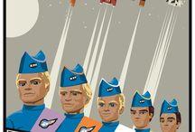 Thunderbirds / by Frank Welgemoed