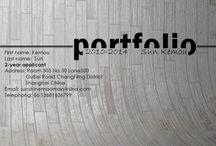 Idée portfolio