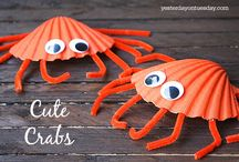 Creatures from the Sea Crafts