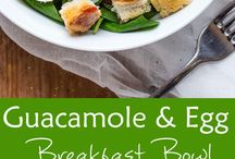 Bacon free breakfasts