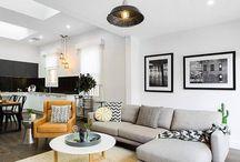 Kitchen Livingroom combined