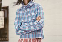 my style inspiration   the tartan skirt