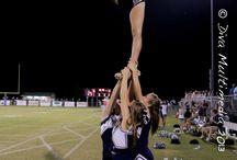 Cheerleading / by Lori Reynolds
