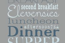 Breakfast Quotes & Posters / by Breakfast With Nick