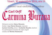 "STAGIUNEA 2016-2017 / Va asteptam cu drag la concertele Filarmonicii ""Moldova"" Iasi."