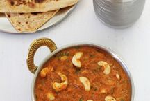 Recipes / Kaju curry