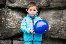 Fleece collection 2015/2016 / Outerwear for children aged 1-8 years -Designed and developed in Norway