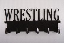Wrestling / by Bridget Mitchell