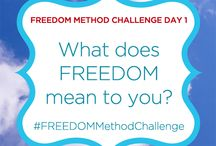 freedom method challenge