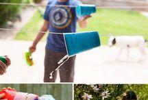 Summer Activities / by Tina Sullivan