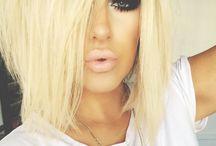 In the nude makeup look