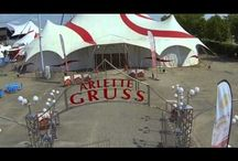 Cirque Arlette Gruss Un Matin a Colmar