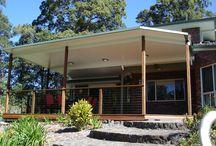 Patio Inspiration  / Beautiful SolarSpan patios from around Australia.