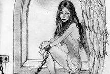 kresleni anjeli
