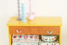 Furniture :: DIY, Recycle, Upcycle & Wish List / by pomelo grapefruit