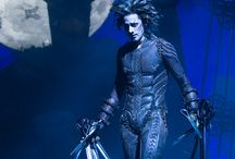 Edward Scissorhands 2014/15