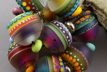 Lampwork Beads - Oh, My! / Glass beads and sculptures made by hand