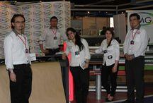 Ferias de impresiones Print Santiago 2014 - Expositor