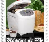 Máquina de pães
