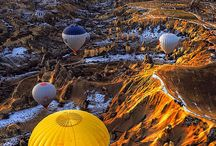 Cappadocia / EXPLORE THE WONDERS OF ANCIENT ANATOLIA IN THE LAND OF MYSTERY, WHERE EAST MEETS WEST