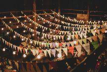 Circus garden party
