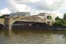 Wrocław Mosty Warszawskie