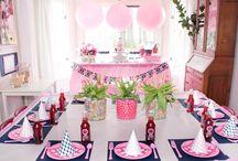 Girl party ideas / by Melisa Guerrero