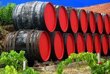 Wine Barrels Italy / http://www.oilwineitaly.com