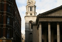 Nicholas Hawksmoor, Architect / by david hannaford mitchell