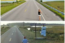 Forrest Gump Fliming Locations / by Yvette Donaldson Pryor