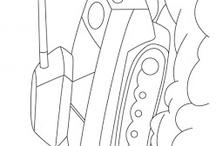 Σελίδες ζωγραφικής