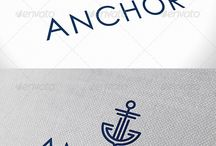 Anchor Logo / Anchor logos