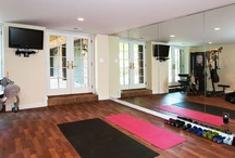Exercise Room / by Hippocampus Whitehair