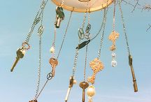 Chimes and mobiles