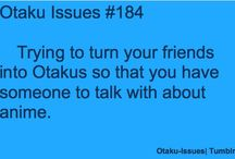 Otaku Issues