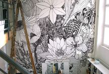 Murales/interiores