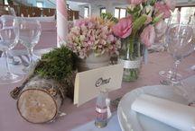 vintage, rózsaszín, vadász