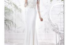 NOVIAS CON MANGAS / Vestidos de novia con mangas