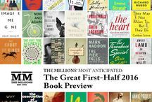 Reader's Advisory / What's the next great book going to be?