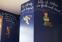 Nursery/Play room Ideas♥ / For the far far future  / by Hailey Earnhardt